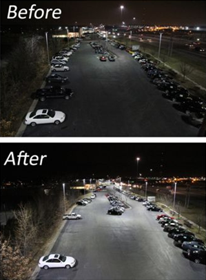 Dealership 2 - Before and After